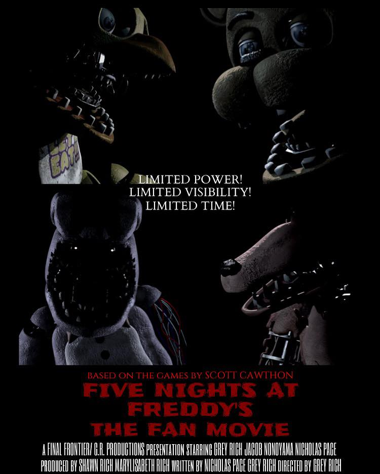 five nights at freddy s the fan movie 2017