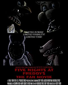 Full movies downloading Five Nights at Freddy's: The Fan Movie by Grey Rich [720pixels]