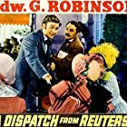 Edward G. Robinson and Eddie Albert in A Dispatch from Reuters (1940)