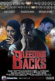 Bleeding Backs Poster