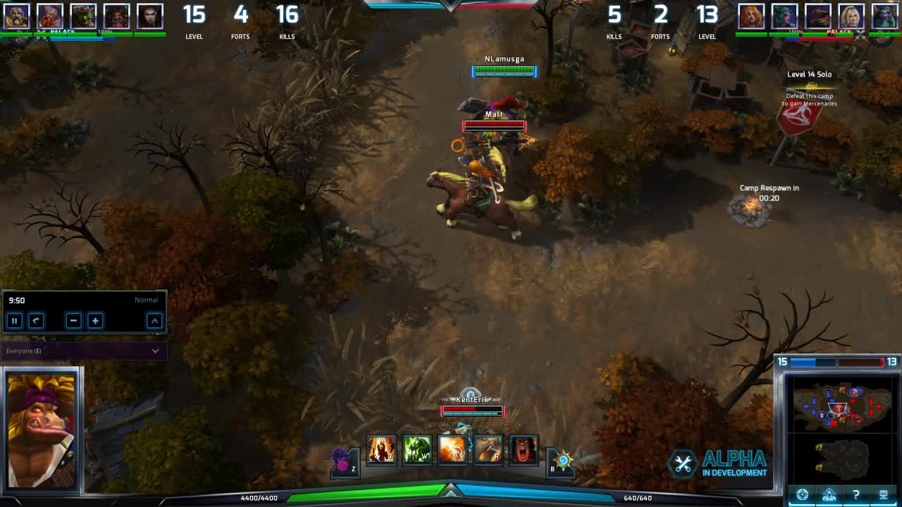 Heroes Of The Storm Video Game 2015 Imdb