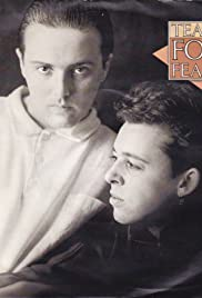 Tears for Fears: Head Over Heels Poster
