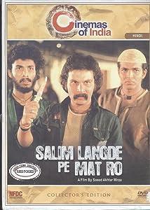 Watching tv movies Salim Langde Pe Mat Ro [1280x720p]