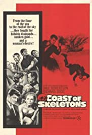 Coast of Skeletons (1965) Poster - Movie Forum, Cast, Reviews
