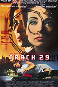 Gary Oldman and Theresa Russell in Track 29 (1988)