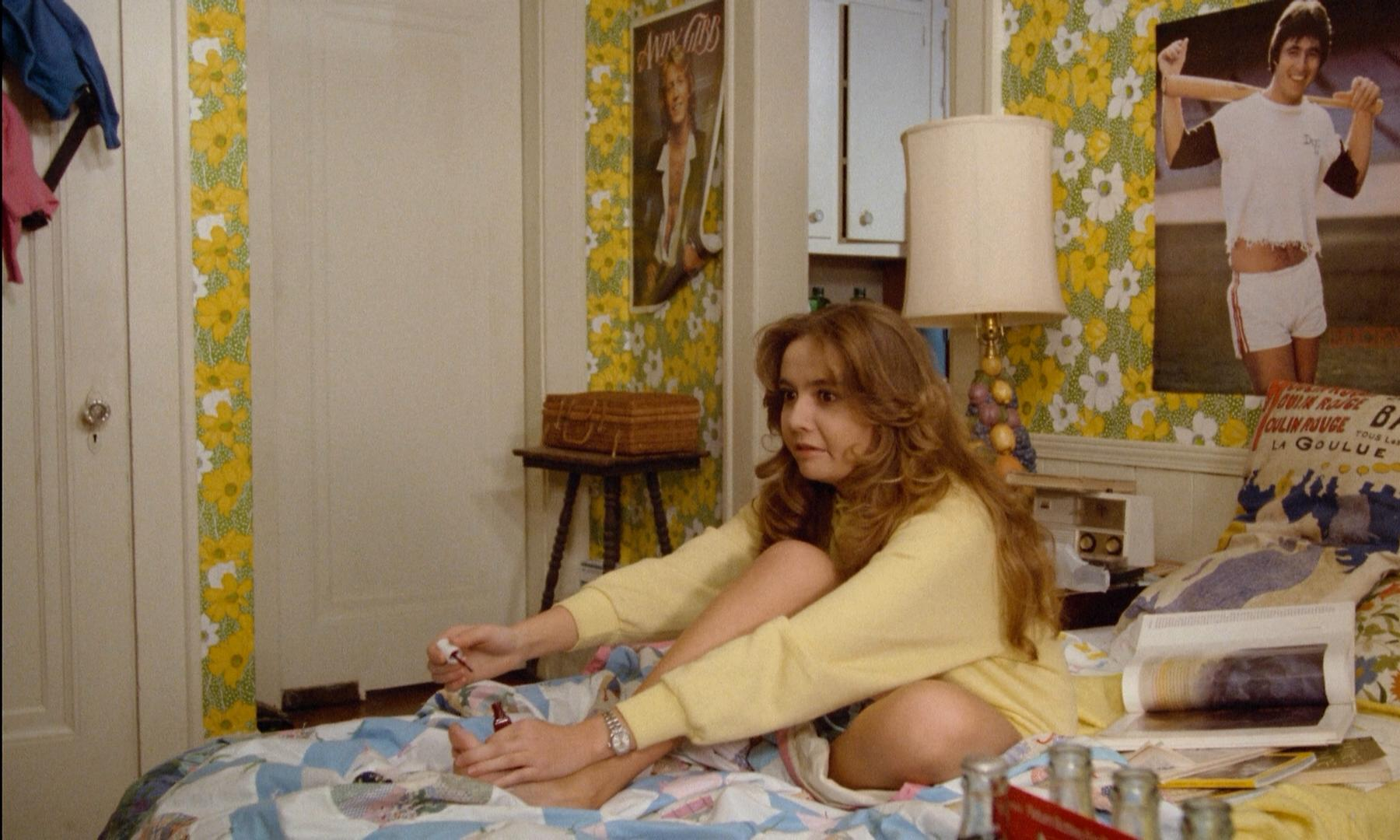 Cinzia De Carolis in Apocalypse domani (1980)