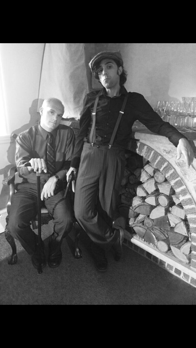 J.D. Brown and Victor Bonacore, The Sadist