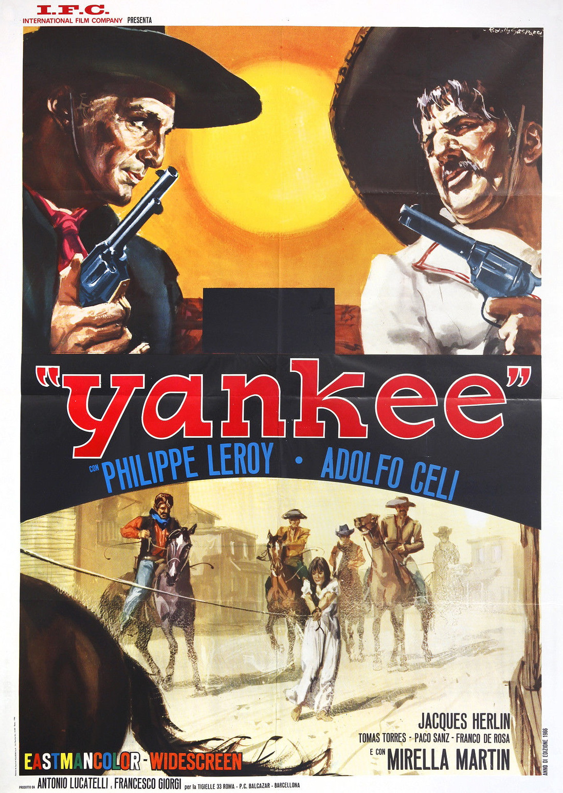 Yankee 1966 IMDb