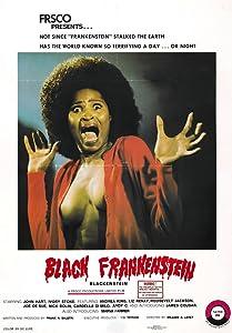 Ultima pelicula para descargar Black Frankenstein [4K] [1280x800] [1080i] USA, William A. Levey