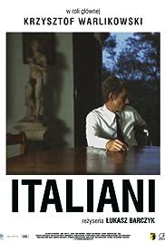 Italiani Poster