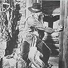 John Wayne and Albert J. Smith in The Telegraph Trail (1933)