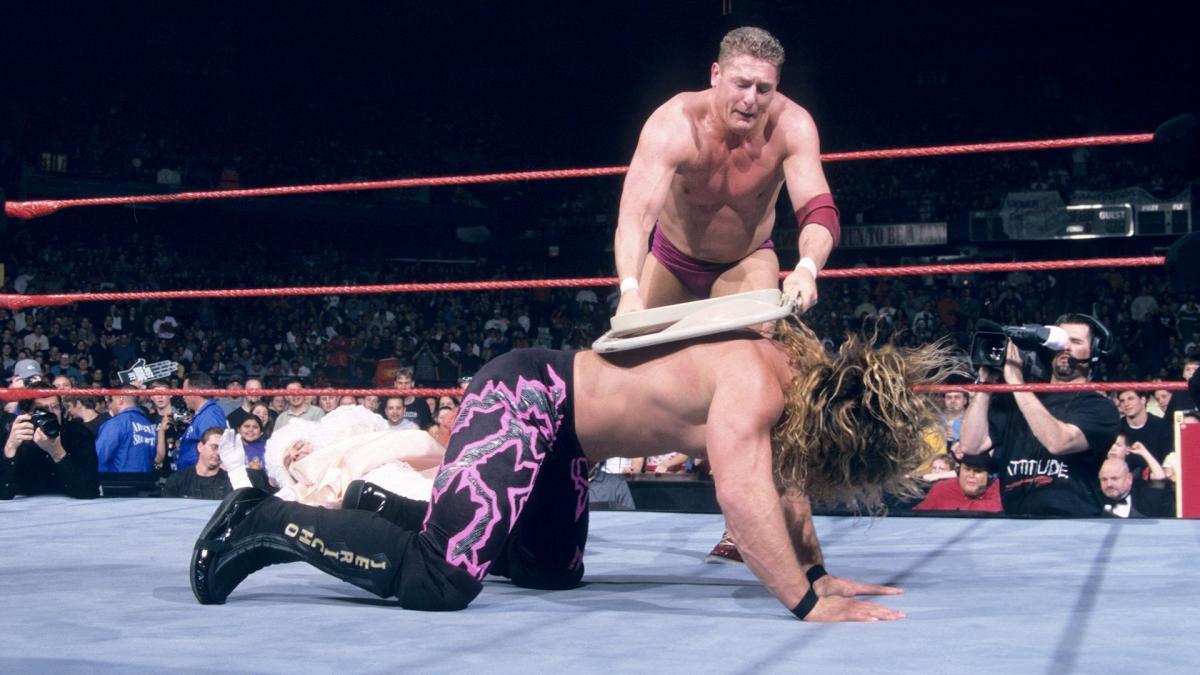 WWF Backlash (2001) - Photo Gallery - IMDb