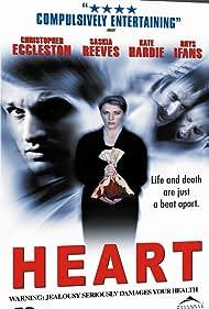 Christopher Eccleston, Kate Hardie, Rhys Ifans, and Saskia Reeves in Heart (1999)