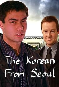 Ben Carew and Steven Whatmough in The Korean from Seoul (2021)