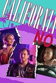 Noah Segan, Ursula Mills, and Jordan Danger in The California No (2018)