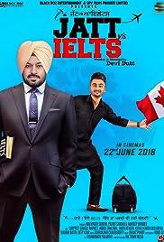 Jatt vs. Ielts Poster
