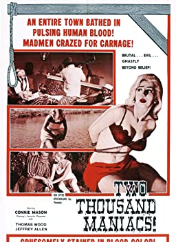 Two Thousand Maniacs! (1964)