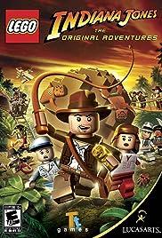 Lego Indiana Jones: The Original Adventures Poster