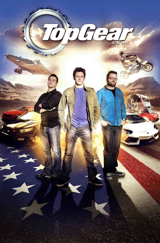 دانلود زیرنویس فارسی سریال Top Gear USA