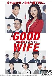 The Good Wife: Nichiyô gekijô Guddo waifu Poster