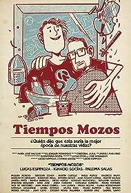 Lucas Espinoza, Ignacio Socías, Lucas Engel, and Jose Hosiasson in Tiempos Mozos (2016)
