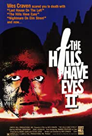 Michael Berryman in The Hills Have Eyes Part II (1984)