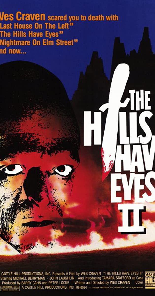 The Hills Have Eyes Part Ii 1984 Imdb