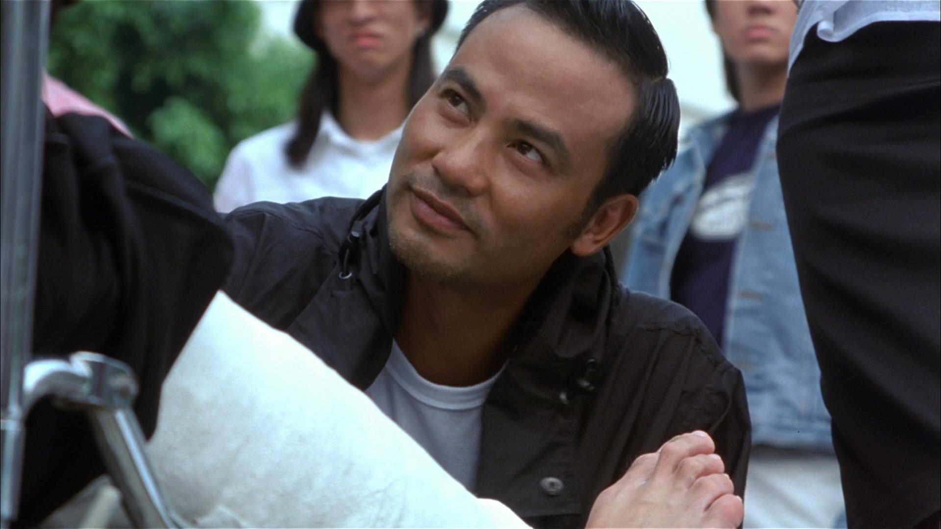 Simon Yam in Lit foh chin che 2: Git suk chuen suet (1999)
