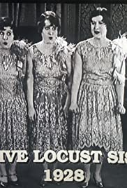 The Five Locust Sisters Poster