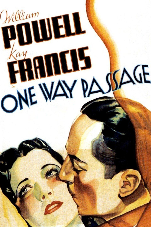 One Way Passage (1932) - IMDb