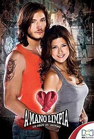 Valentina Acosta and Claudio Cataño in A Mano Limpia (2010)