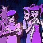 Matthew Lillard, Danica McKellar, Mindy Cohn, and Frank Welker in Scooby-Doo! Abracadabra-Doo (2010)