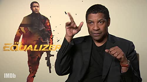 Denzel Washington Talks Going Undercover for 'Equalizer 2'