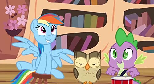 My Little Pony: Friendship Is Magic: The Wonderbolts 101