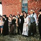 Lincoln Bevers, Hailey Hines, Sarah Hines, Nataliya Lieuallen, Cecil D. Trail, Jason Young, Maleah Harshman, and Logan Clad in Peace Among Black Hills (2016)
