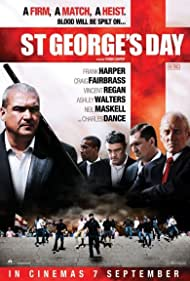 Charles Dance, Craig Fairbrass, Frank Harper, Vincent Regan, and Ashley Walters in St George's Day (2012)