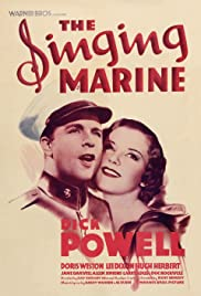 The Singing Marine Poster