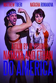 Natalya and Ethan Do America Poster