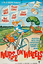 Nurse on Wheels (1963) Poster - Movie Forum, Cast, Reviews