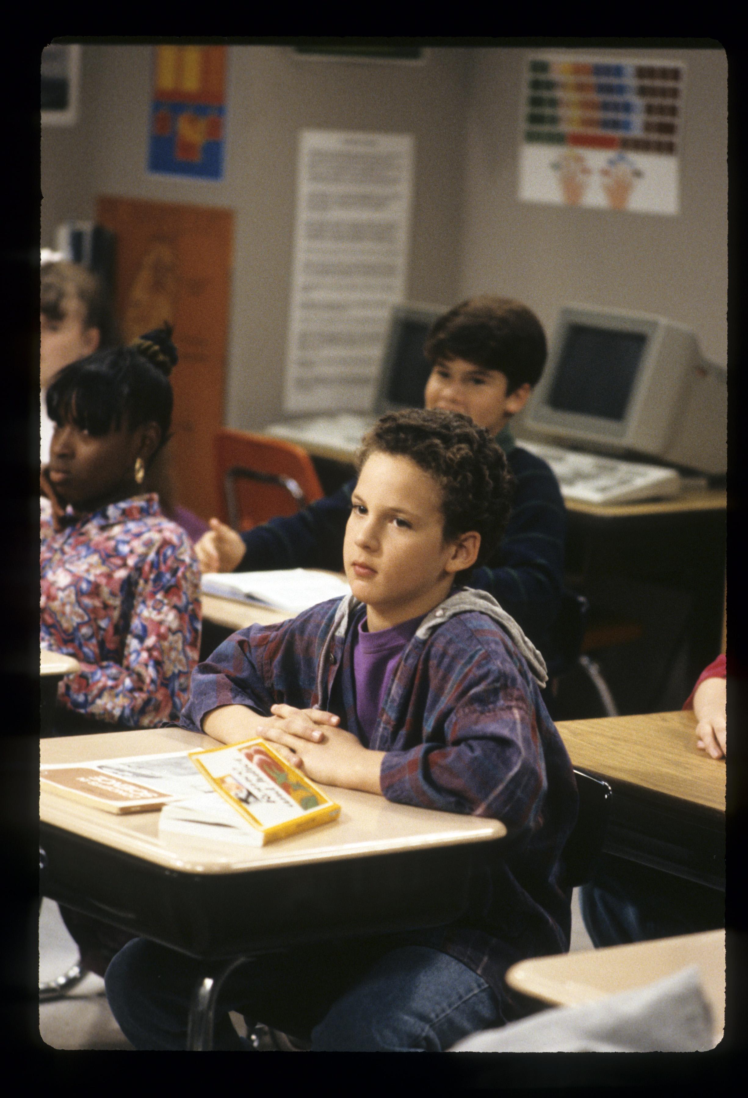 Ben Savage in Boy Meets World (1993)