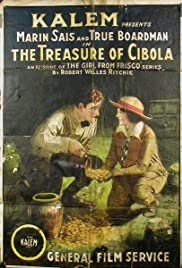 The Treasure of Cibola Poster