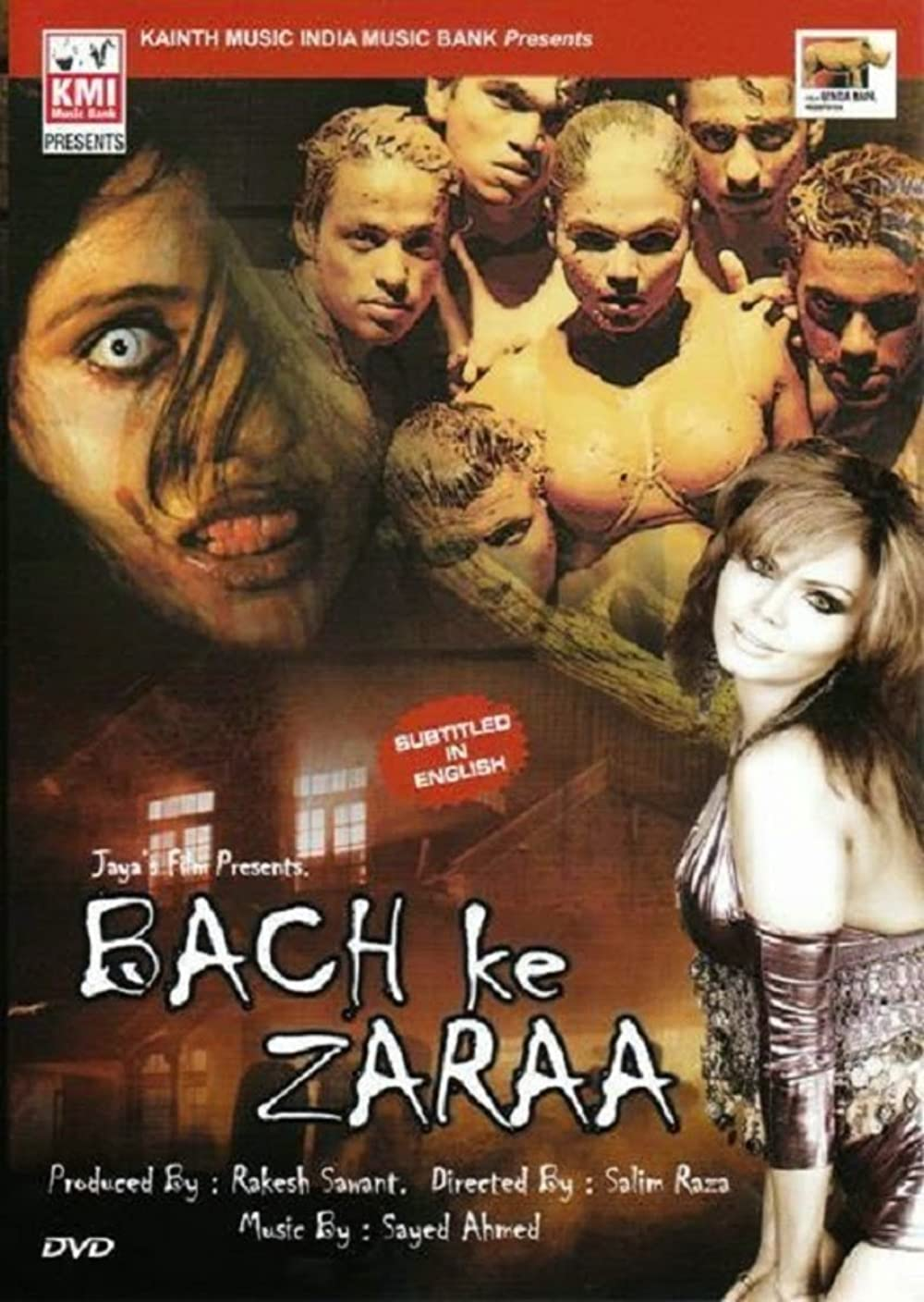 18+ Bach Ke Zara 2008 Hindi 300MB HDRip Download