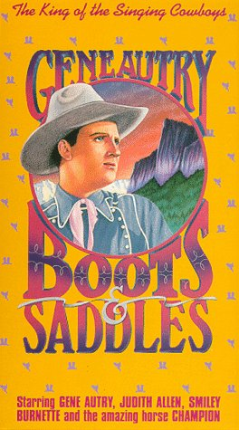 Gene Autry in Boots and Saddles (1937)