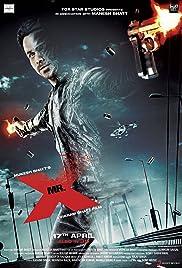 Mr. X(2015) Poster - Movie Forum, Cast, Reviews