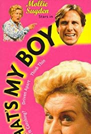 That's My Boy Poster