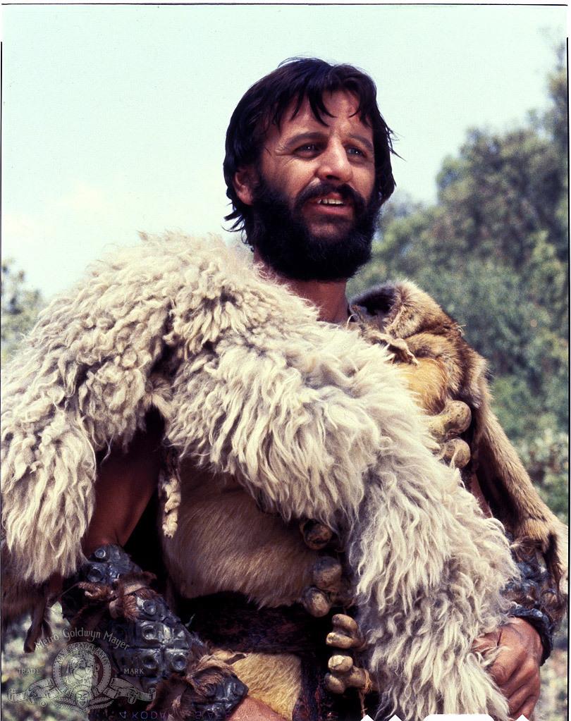Ringo Starr in Caveman (1981)
