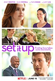 ##SITE## DOWNLOAD Set It Up (2018) ONLINE PUTLOCKER FREE