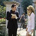 John Travolta, Rene Russo, and Renee Props in Get Shorty (1995)