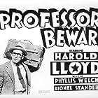 Harold Lloyd in Professor Beware (1938)
