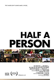 Half a Person (2007) Poster - Movie Forum, Cast, Reviews